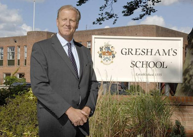 Greshams School